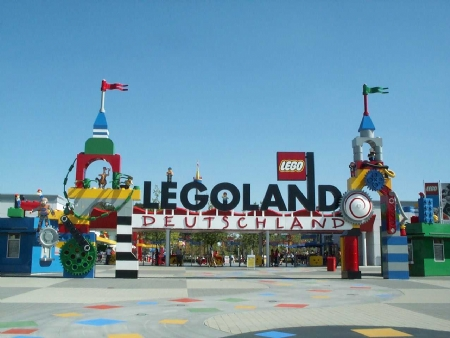 LEGOLAND... THE WORLD OF CHILDREN