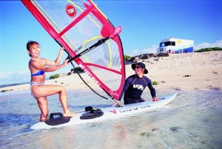 WINDSURF ADVENTURE