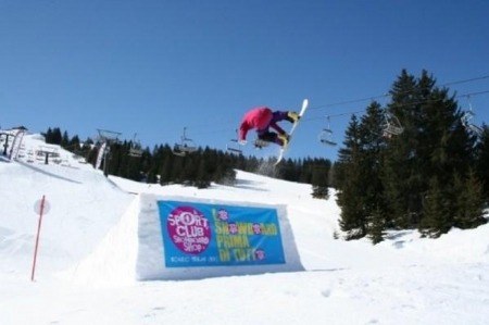 SNOWBOARD ADVENTURE IN CAMPERVAN AND FLY AND DRIVE